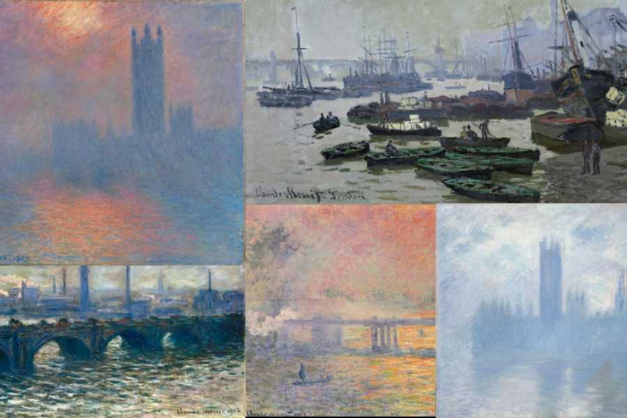 Culture and Adventure Monet, un impressionniste à Londres