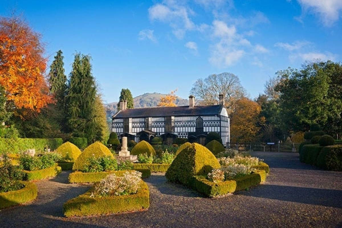 Cambria Tours Gardens and Stately Homes
