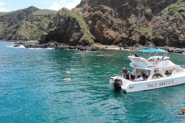 Tour Snorkel Puerto Lopez Ecuador Operadora Turismo