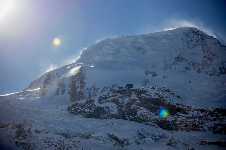 Saas-Fee Guides Alphubel 4206m