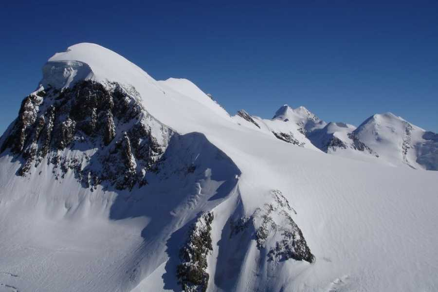 Saas-Fee Guides Breithorn 4164m