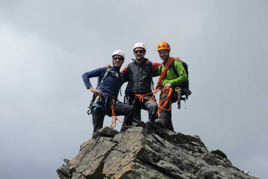 Saas-Fee Guides Climbing taster course