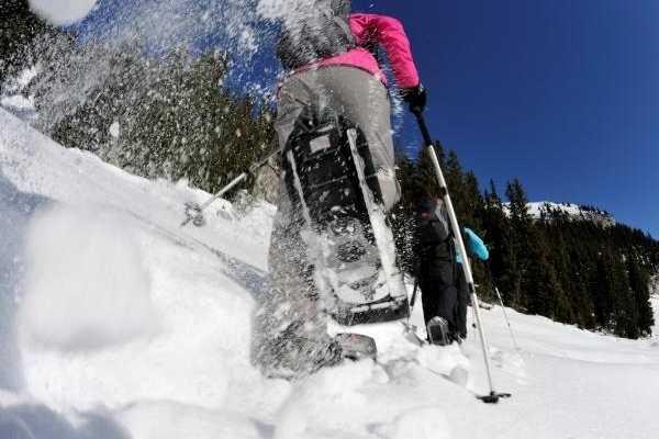 Interlaken Tourismus Winter-Genuss am Stockhorn