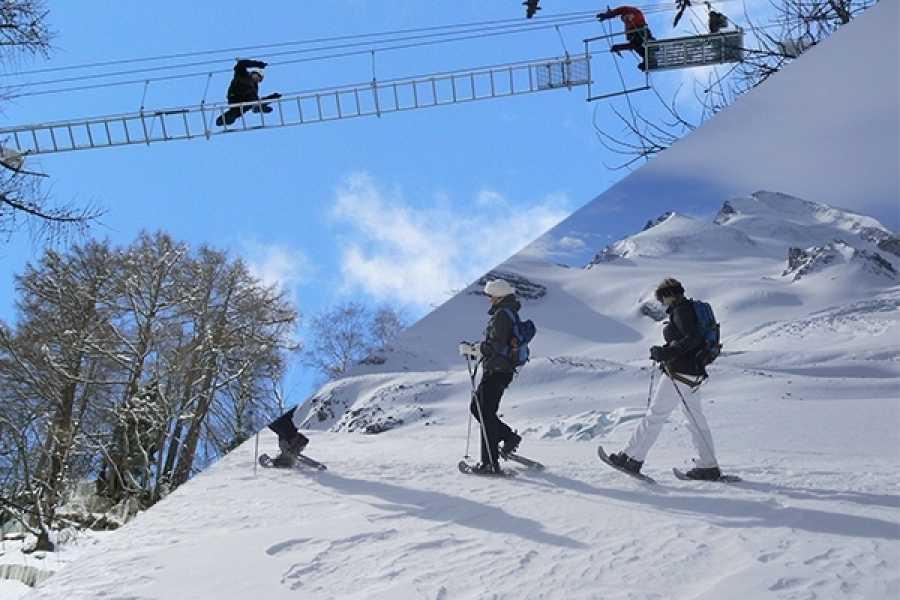 Saas-Fee Guides Winter Adventure Package