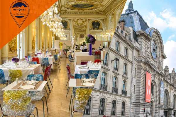 Memories DMC France Musée d'Orsay Highlights with Gourmet Lunch