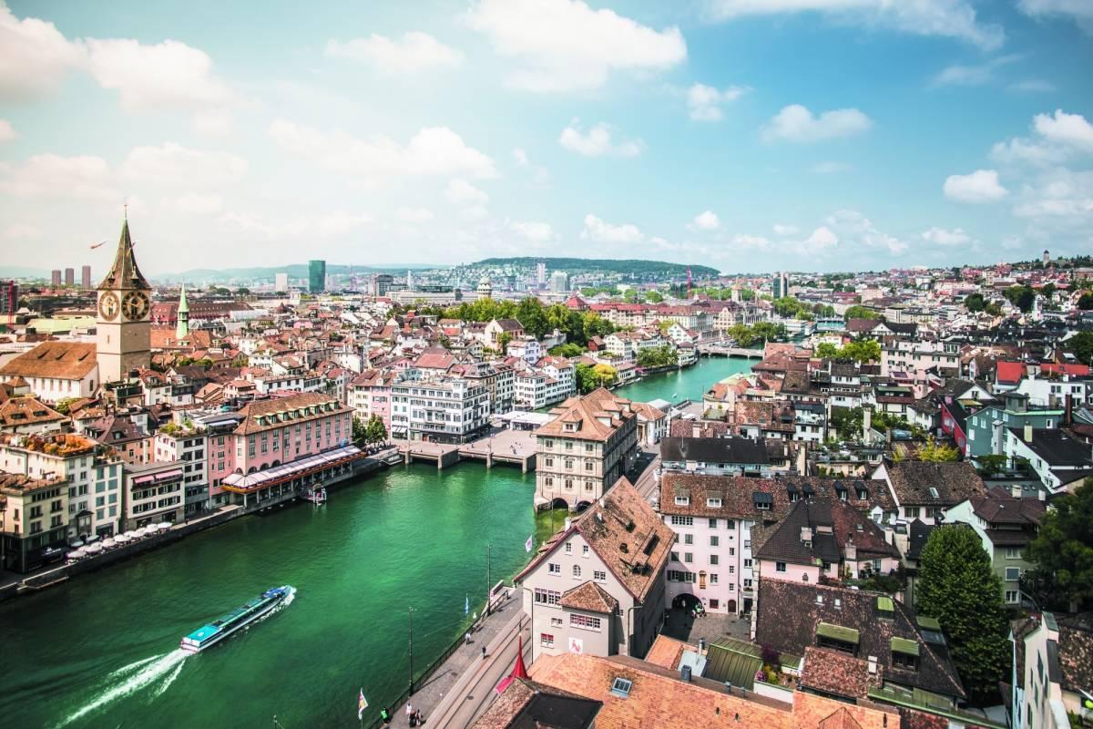 Best of Switzerland Tours Zürich con paseo en barco & chocolate