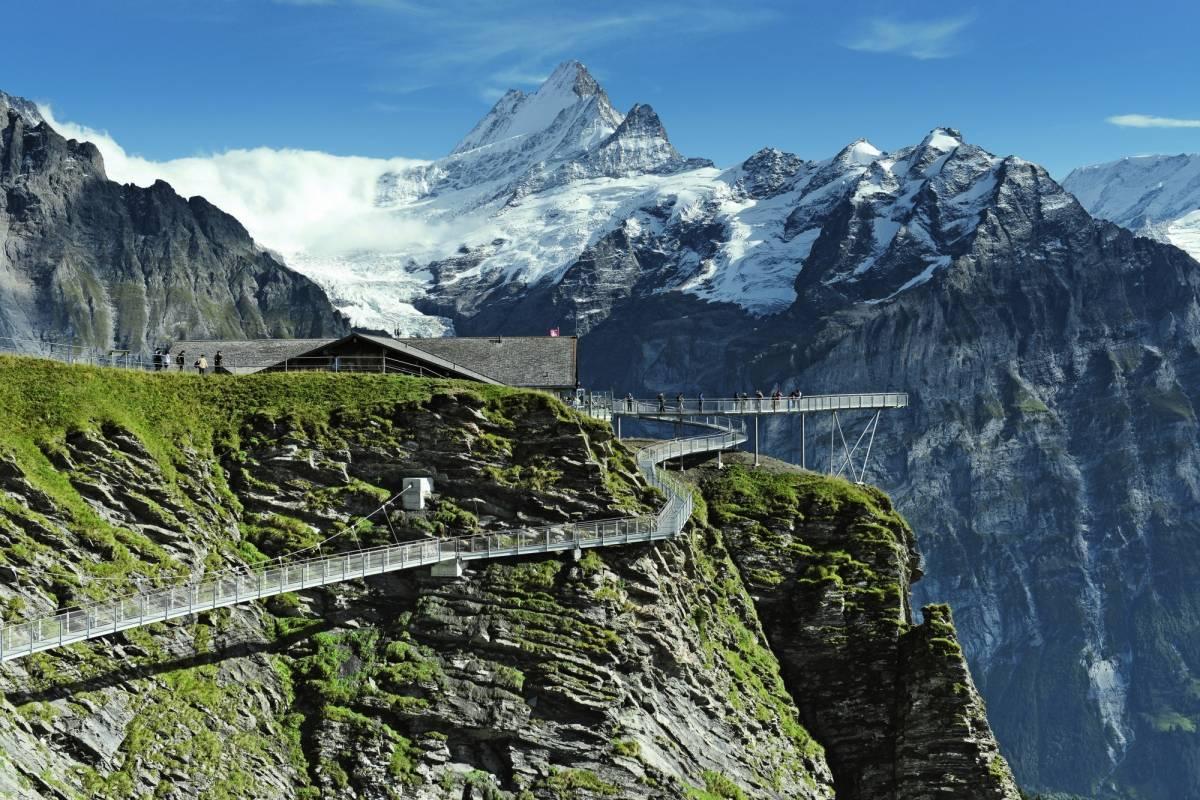 Best of Switzerland Tours Grindelwald First - Top Adventure
