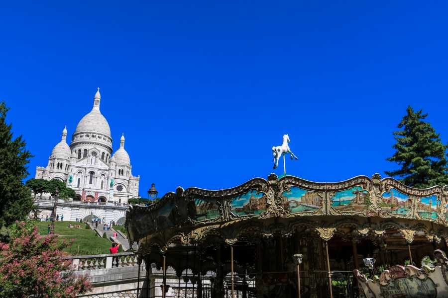 Memories France Private tour of Montmartre: The Artist's Quarter
