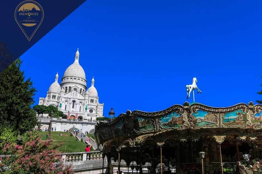 Memories DMC France Private tour of Montmartre
