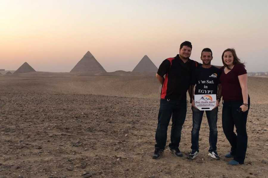 EMO TOURS EGYPT 4 DAYS TOUR PACKAGE TO CAIRO AND LUXOR