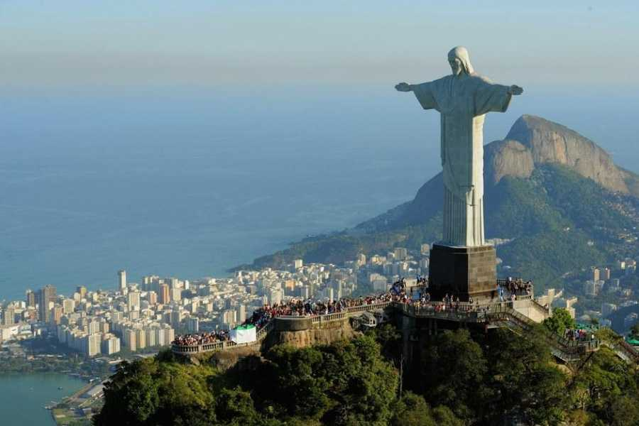 Check Point Corcovado com City Tour