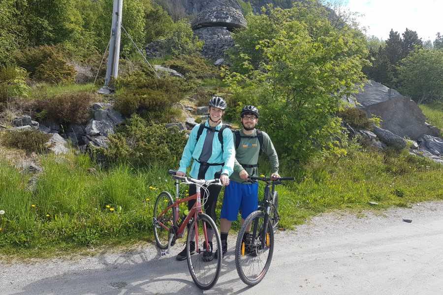 Kayak More Tomorrow Bike and Hike Sugar Summit