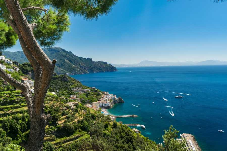 Travel etc Transfer from Sorrento to Amalfi or Viceversa