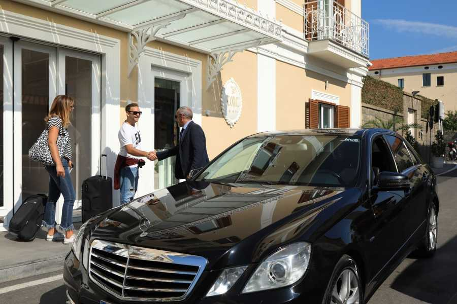 Travel etc Transfer from Naples to Positano or Viceversa