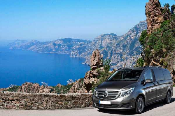 Travel etc Transfer from Naples to Amalfi and Viceversa