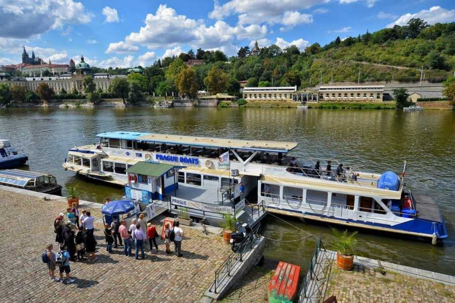 24/7/365 Travel Two hours Vltava river cruise