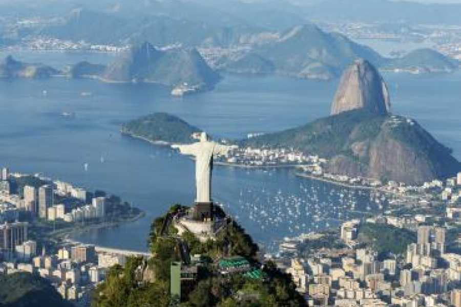 Check Point City tour privativo Rio dia inteiro