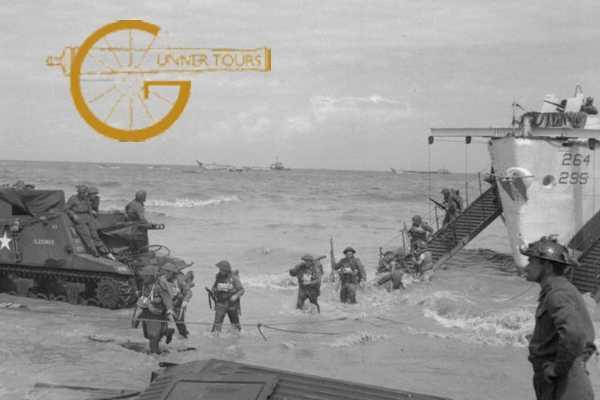 Spirit of Remembrance Ltd. Gunner Tours: D Day beaches & landing ground