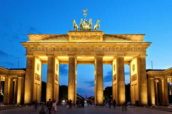 Spirit of Remembrance Ltd. Berlin Tour