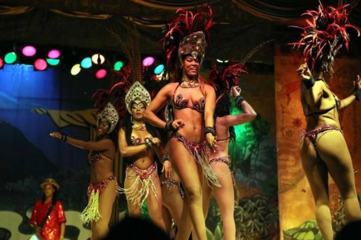 Check Point City tour By Night com show de mulatas!!!