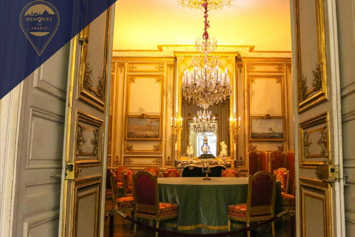 Memories DMC France Private Versailles Palace Highlights & VIP access to the Private Apartments of the Kings Tour