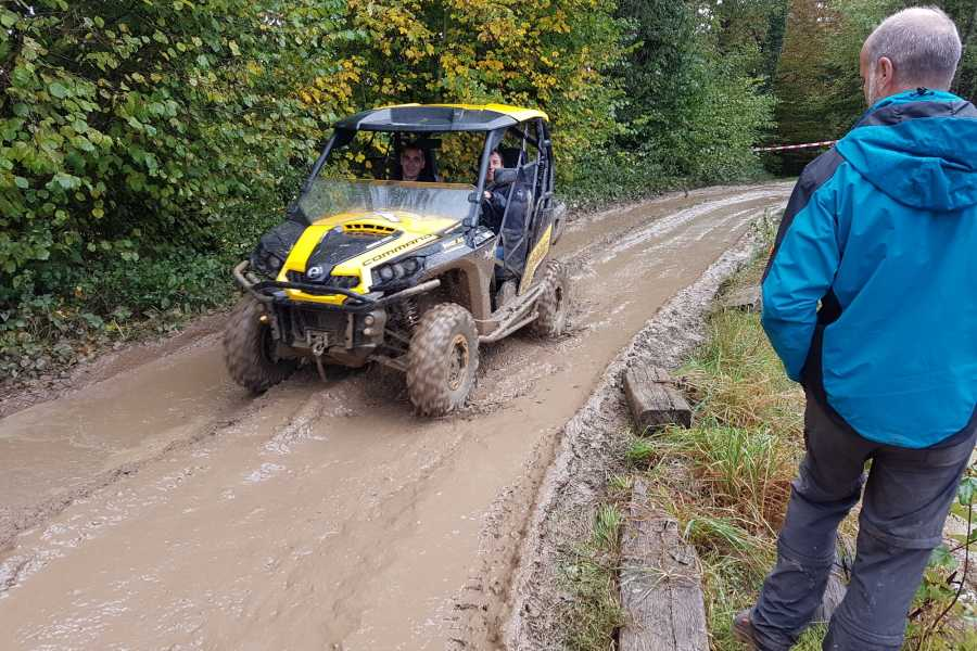 HB Adventure Switzerland AG Offroad Driving - on your bucket list as well?