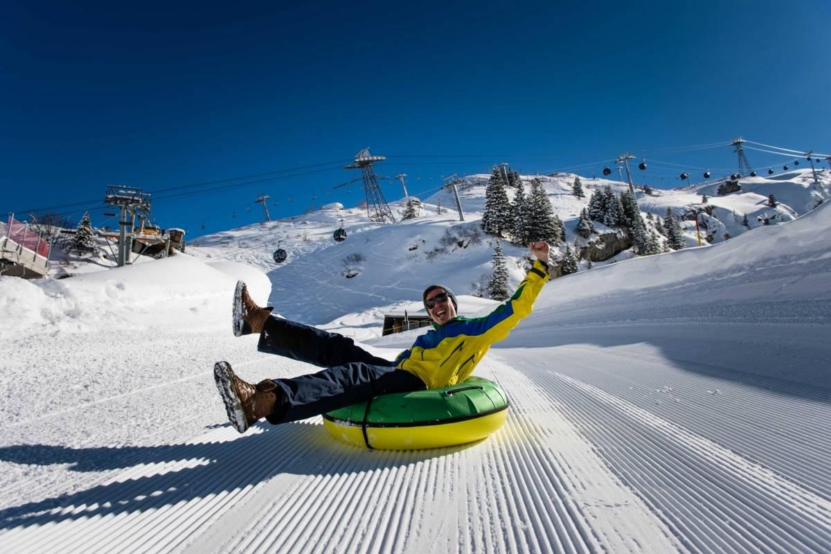 Best of Switzerland Tours Luzern & Schneeplausch Titlis