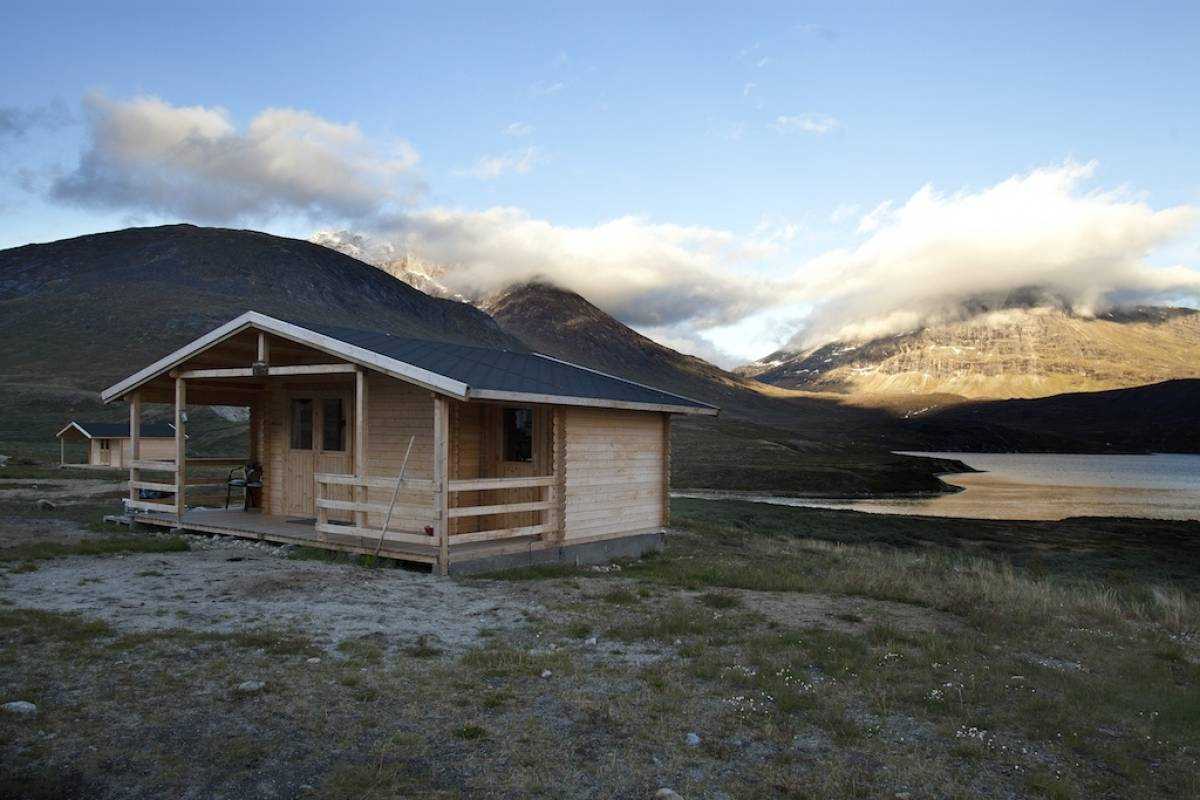 Qooqqut Nuan Cabin 2