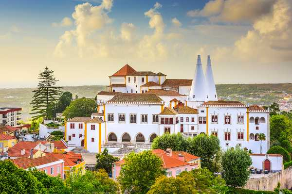 SANDEMANs NEW Lisbon Tours Half-day Trip to Sintra from Lisbon