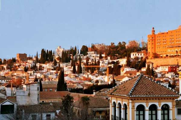 NHUE Realejo, antiguo barrio judío de Granada. EN ESPAÑOL