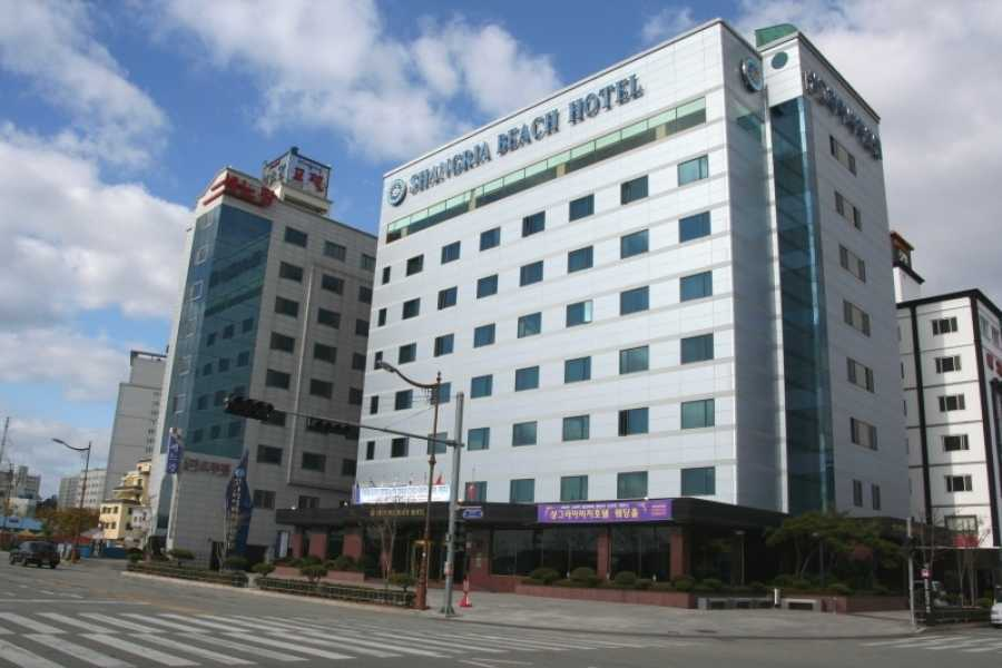 Kim's Travel Shangria Beach Hotel ★★★★