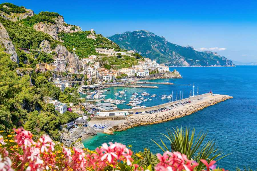 Travel etc Tour Privato di Pompei, Positano e Amalfi