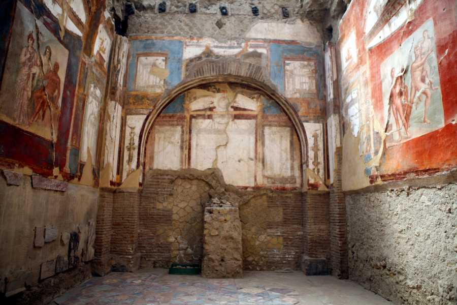 Travel etc Private Half-day tour to Herculaneum