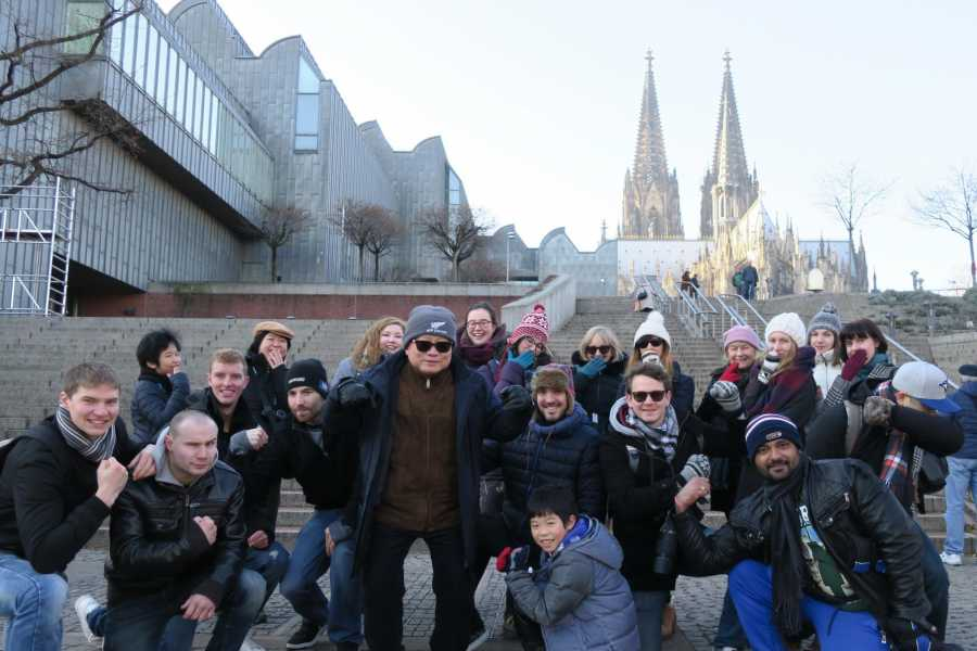 Can You Handle It Tours VZW Free Walking Tour - Cologne