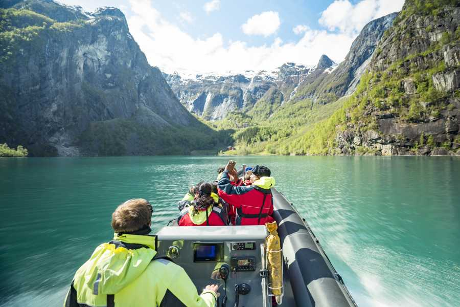 Balestrand Fjord Adventures Nærøyfjorden
