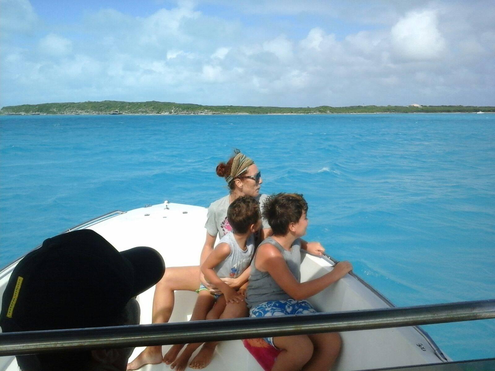 Bone Fishing: Full Day Charter: TJ\'s Boat Rentals - TheRealBahamas.com