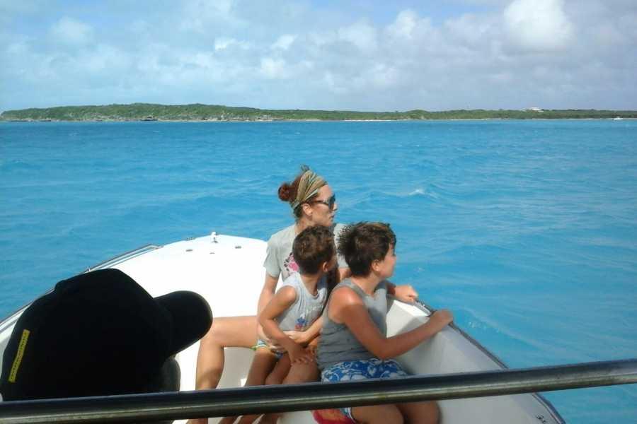 TheRealBahamas LLC Bone Fishing: Full Day Charter: TJ's Boat Rentals