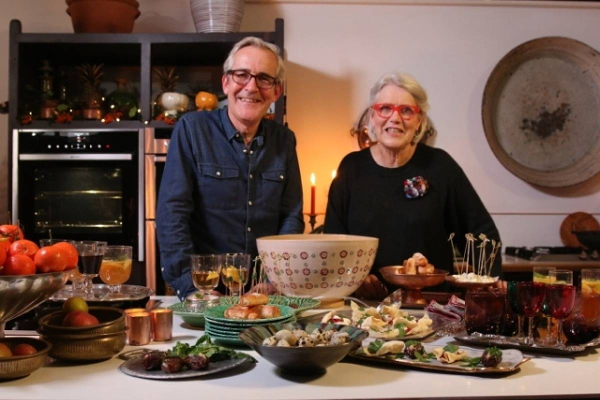 Good Food Ireland One Day Christmas Cooking with Darina Allen and Rory O Connell