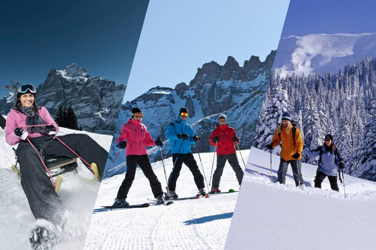 Outdoor Interlaken AG First Time Snow Experience