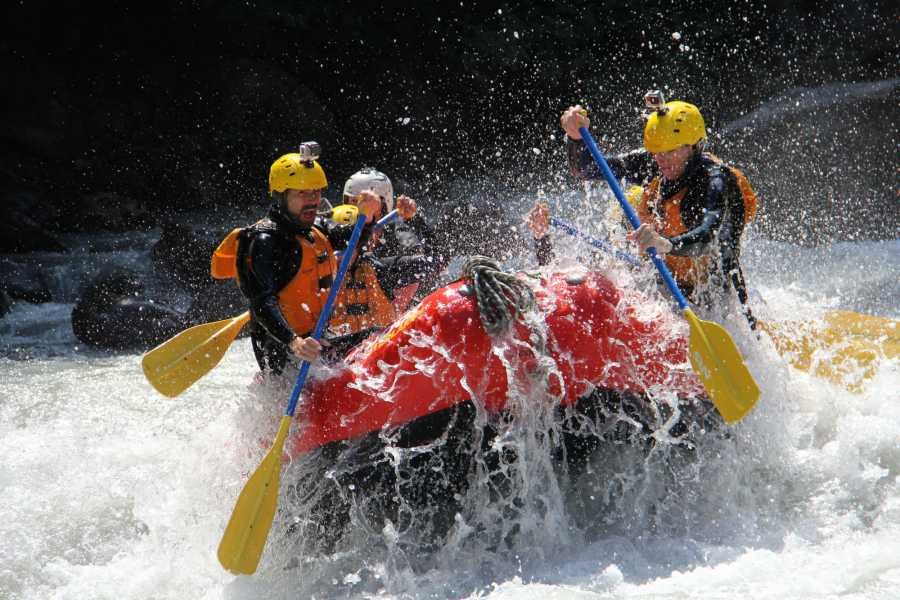 Outdoor Interlaken AG Rafting Lütschine Day Trip from Zurich