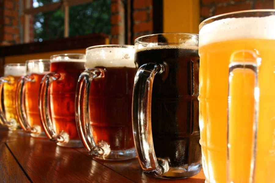 TRAVEL BEFORE Campania craft beer tasting