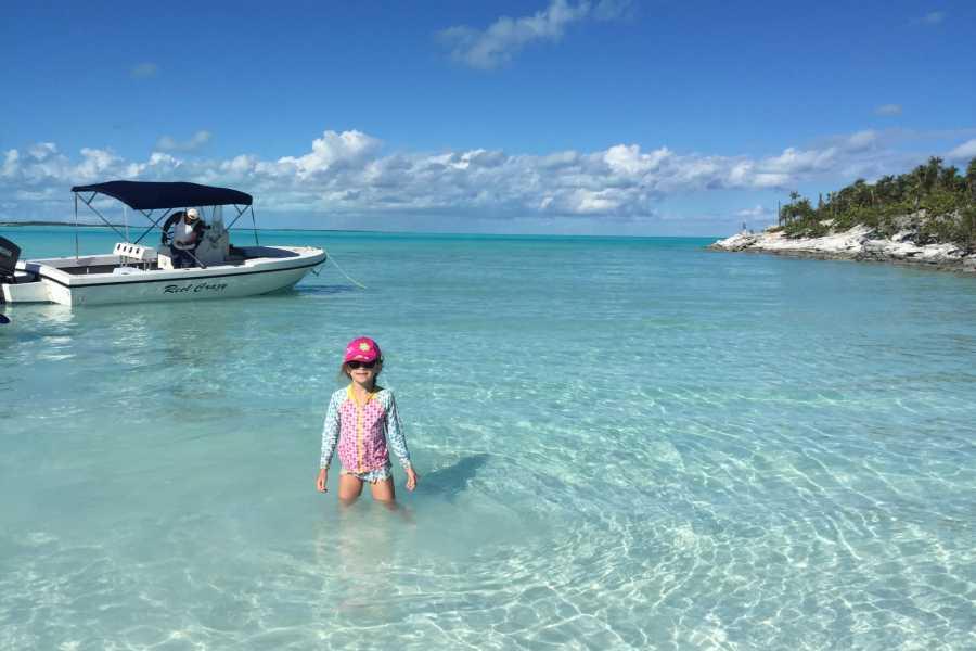 TheRealBahamas LLC Snorkeling: Full Day Boat Charter: Robert Coakley
