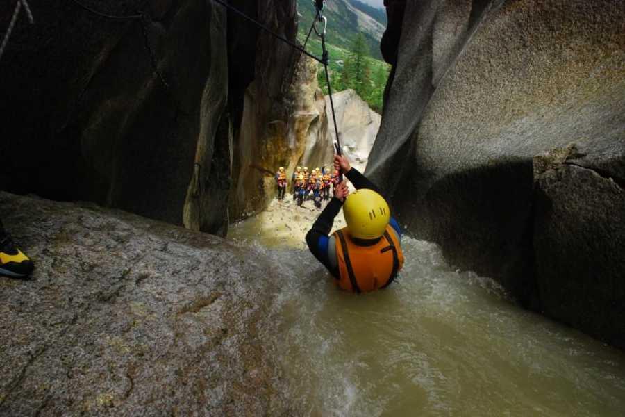 Alpin Raft GmbH Canyoning Grimsel