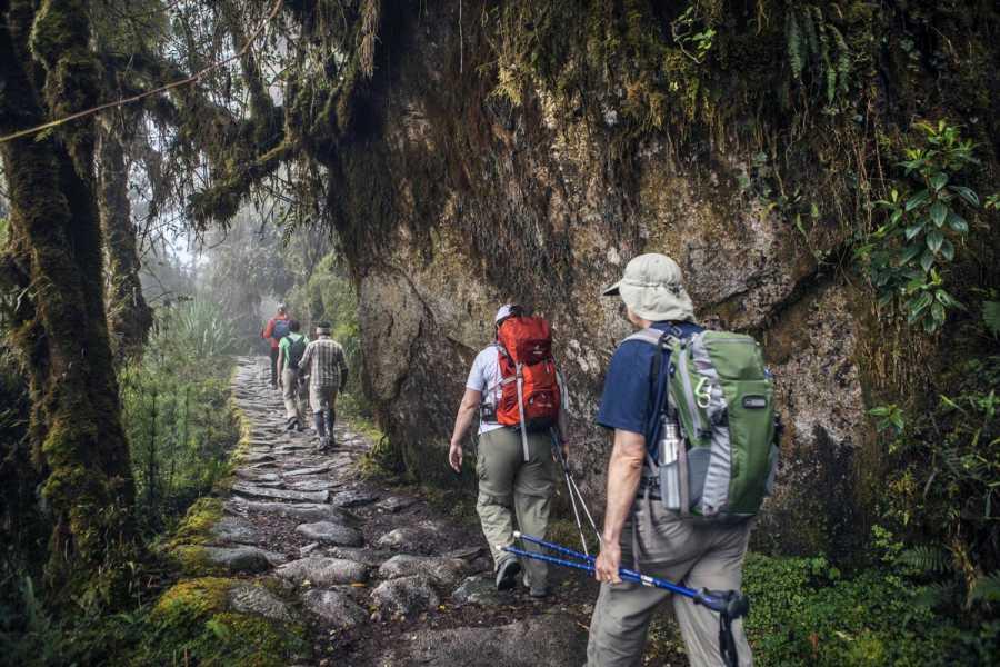 Conde Travel Camino inca a Machu Picchu 4D/3N
