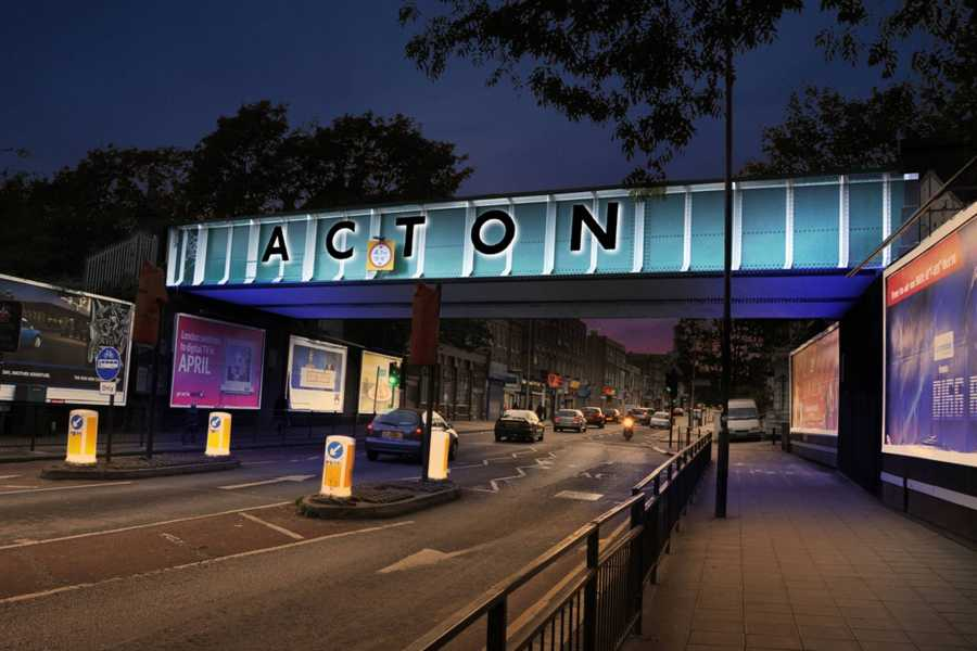 Muslim History Tours Acton Tour