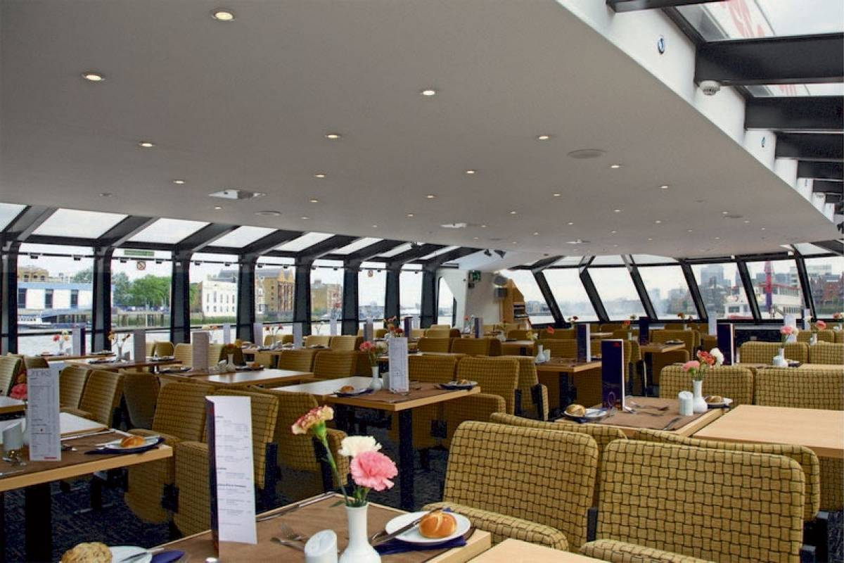 Muslim History Tours Halal Lunch Cruise