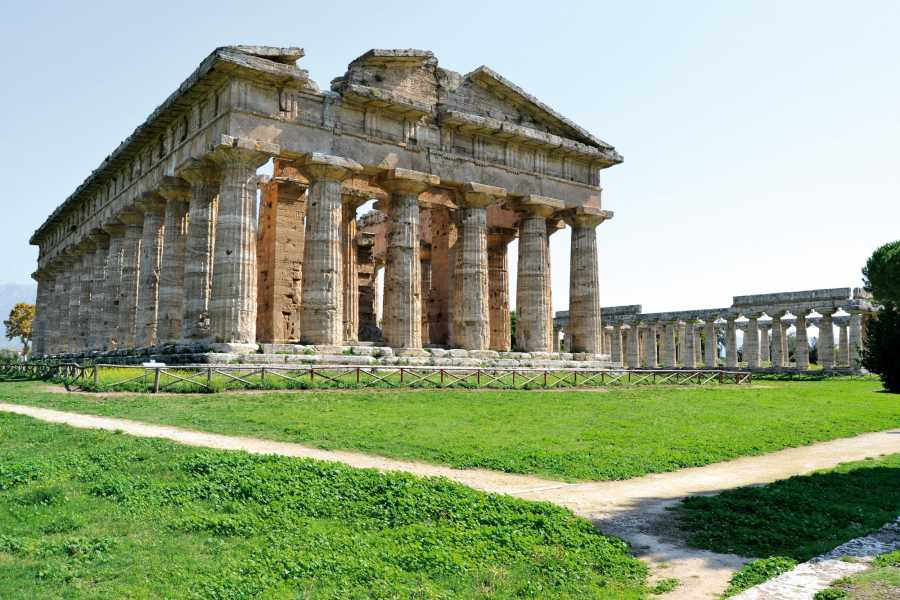 TRAVEL BEFORE Paestum & Mozzarella from Rome - 2 days