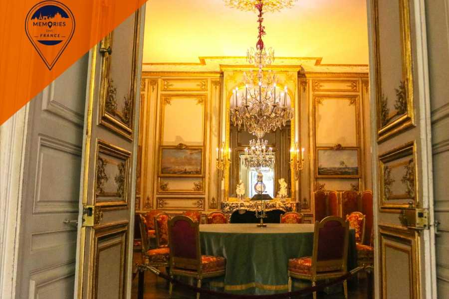 Memories DMC France Versailles Palace Highlights & VIP access to the Private Apartments of the Kings