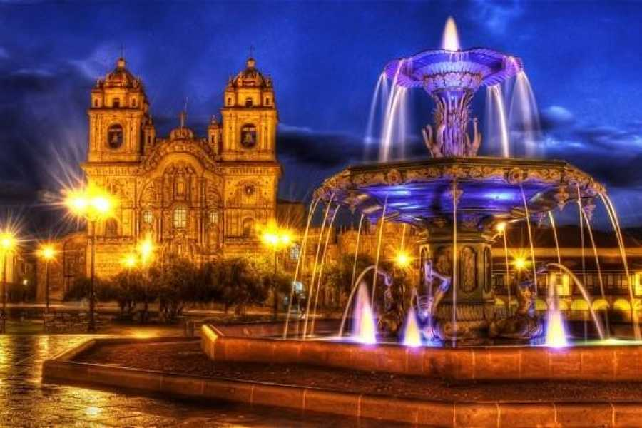 Conde Travel 5 Days Cusco to Machu Picchu