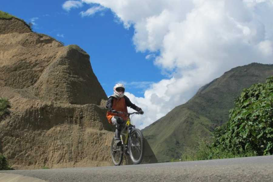 Conde Travel Chinchero Biking Tour from Cusco